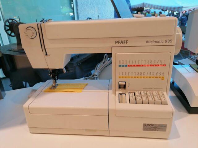 Pfaff dualmatic 935 gebraucht