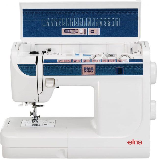 Elna 3210 designed for jeans