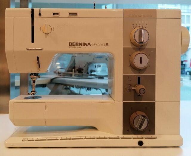Bernina 930 Record