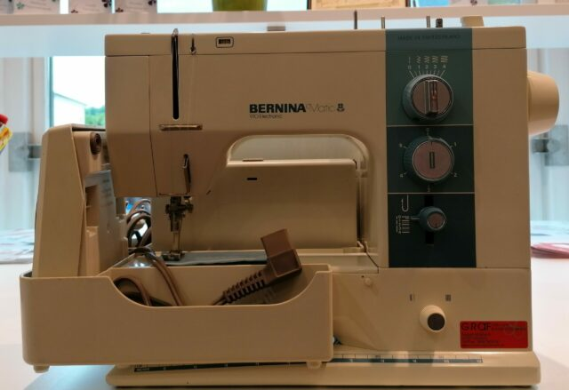 Bernina Matic 910 electronic